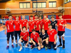 Villanova VBC Mondovì vs Artivolley @ PalaTomatis