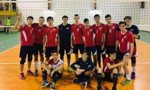 Artivolley vs G.S. Pavic @ Palestra Don Milani