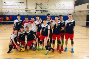 Artivolley vs Sant'Anna Volley @ Palestra Gramsci