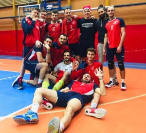 Artivolley vs Go Old Volley Racconigi @ Palestra Don Milani